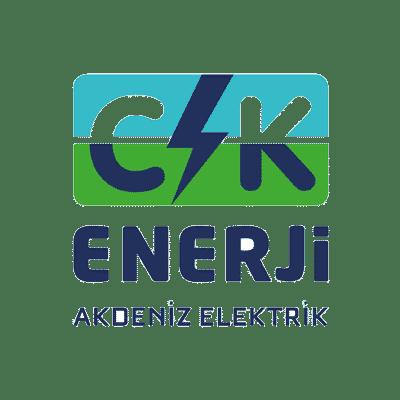 Akdeniz Elektrik firmasına ait logo