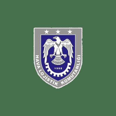 Hava Lojistik Komutanlığı logo