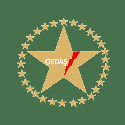 Oedaş firmasına ait logo