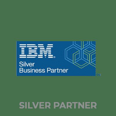 IBM firmasına ait logo