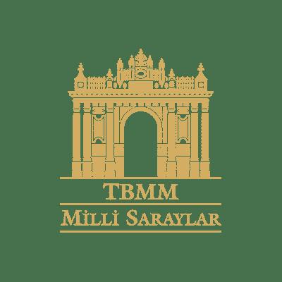 TBMM Milli Saraylar logo
