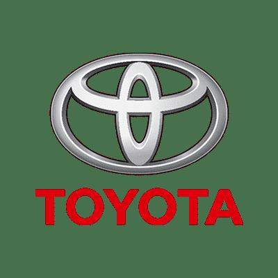 Toyota firmasına ait logo